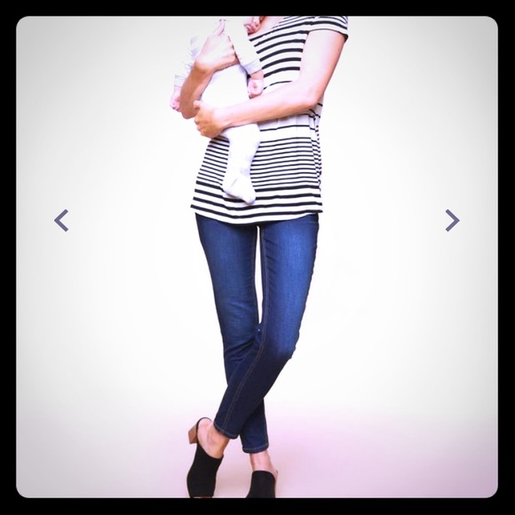 aea73d22a157a Motherhood Maternity Bounce Back Skinny Jeans L. M_5c450bba035cf19716571939